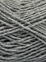 Fiberinnhold 100% Bomull, Brand ICE, Grey Melange, fnt2-57292