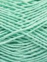 Fiber indhold 100% Bomuld, Light Mint Green, Brand ICE, fnt2-57311