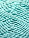 Fasergehalt 100% Baumwolle, Light Turquoise, Brand ICE, fnt2-57312