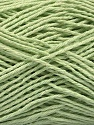 Fiber Content 100% Cotton, Light Green, Brand ICE, fnt2-57314