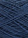 Fiberinnhold 100% Bomull, Navy, Brand ICE, fnt2-57315
