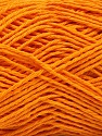 Conţinut de fibre 100% Bumbac, Light Orange, Brand ICE, fnt2-57320