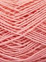 Composição 100% Algodão, Light Pink, Brand ICE, fnt2-57323