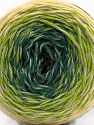 Fiberinnhold 75% Superwash Wool, 25% polyamid, Brand ICE, Grey, Green Shades, Cream, fnt2-57336