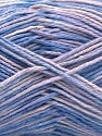 Fiber indhold 100% Akryl, Lilac Shades, Brand ICE, fnt2-57349