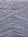 Fiber indhold 80% Akryl, 20% Polyamid, Light Lavender, Brand ICE, fnt2-57376