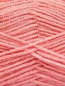 Fiber indhold 80% Akryl, 20% Polyamid, Salmon, Brand ICE, fnt2-57380