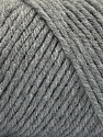 Items made with this yarn are machine washable & dryable. Composição 100% Acrílico, Brand ICE, Grey, fnt2-57403