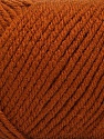 Items made with this yarn are machine washable & dryable. Fasergehalt 100% Acryl, Brand ICE, Copper, fnt2-57407