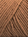 Items made with this yarn are machine washable & dryable. Fasergehalt 100% Acryl, Brand ICE, Camel, fnt2-57409