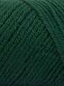Items made with this yarn are machine washable & dryable. Vezelgehalte 100% Acryl, Brand ICE, Dark Green, fnt2-57414