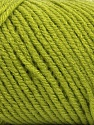 Items made with this yarn are machine washable & dryable. Fiber Content 100% Acrylic, Light Green, Brand ICE, fnt2-57417