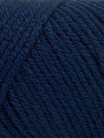 Items made with this yarn are machine washable & dryable. Fiber indhold 100% Akryl, Brand ICE, Dark Navy, fnt2-57421