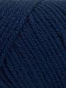 Items made with this yarn are machine washable & dryable. Fasergehalt 100% Acryl, Brand ICE, Dark Navy, fnt2-57421