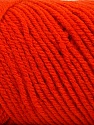 Items made with this yarn are machine washable & dryable. Fiber Content 100% Acrylic, Brand ICE, Dark Orange, fnt2-57426