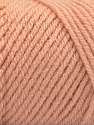 Items made with this yarn are machine washable & dryable. Fasergehalt 100% Acryl, Light Salmon, Brand ICE, fnt2-57428