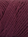 Items made with this yarn are machine washable & dryable. Состав пряжи 100% Акрил, Maroon, Brand ICE, fnt2-57430