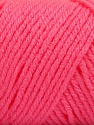 Items made with this yarn are machine washable & dryable. Fasergehalt 100% Acryl, Pink, Brand ICE, fnt2-57436