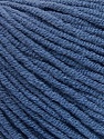 Conţinut de fibre 50% Acrilic, 50% Bumbac, Brand ICE, Blue, Yarn Thickness 3 Light  DK, Light, Worsted, fnt2-57441