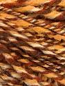 Fasergehalt 50% Wolle, 50% Acryl, Brand ICE, Cream, Brown Shades, fnt2-57449
