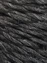 Fiber indhold 90% Akryl, 10% Polyamid, Brand ICE, Anthracite Black, fnt2-57459