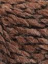 Fasergehalt 50% Wolle, 50% Acryl, Brand ICE, Brown, fnt2-57462