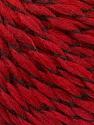 Composição 100% Acrílico, Red, Brand ICE, fnt2-57534