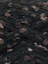 Состав пряжи 50% Полиамид, 50% Полиэстер, Brand ICE, Brown, Black, fnt2-57582