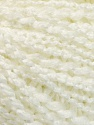Fiberinnehåll 90% Akryl, 10% Polyamid, White, Brand ICE, fnt2-57594