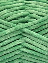 Fiber Content 100% Micro Fiber, Mint Green, Brand ICE, Yarn Thickness 4 Medium  Worsted, Afghan, Aran, fnt2-57640