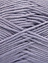 Fiber Content 50% Bamboo, 50% Acrylic, Light Lilac, Brand ICE, fnt2-57843