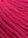 Fiber Content 100% Cotton, Brand ICE, Fuchsia, Yarn Thickness 5 Bulky  Chunky, Craft, Rug, fnt2-57940