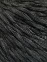 Fiber Content 87% Acrylic, 13% Polyamide, Brand ICE, Anthracite Black, fnt2-58046