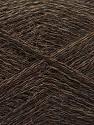 Fiber Content 50% Polyamide, 40% Baby Alpaca, 10% Wool, Brand ICE, Brown, fnt2-58069