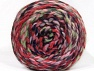Fiber Content 70% Acrylic, 30% Wool, Pink Shades, Navy, Mint Green, Brand ICE, Yarn Thickness 6 SuperBulky  Bulky, Roving, fnt2-58152