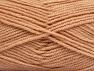 Fiber Content 50% Acrylic, 50% Wool, Light Salmon, Brand ICE, fnt2-58189