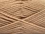 Fiber Content 72% Premium Acrylic, 3% Metallic Lurex, 25% Wool, Brand ICE, Gold, Beige, fnt2-58198