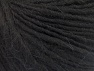 Fiber Content 35% Acrylic, 30% Wool, 20% Alpaca Superfine, 15% Viscose, Brand ICE, Black, fnt2-58210