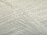 Fiber Content 90% Acrylic, 10% Polyamide, White, Brand ICE, fnt2-58263
