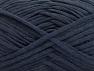 Fiber Content 67% Cotton, 33% Polyamide, Navy, Brand ICE, fnt2-58272
