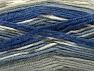 Fiber Content 50% Wool, 50% Acrylic, Brand ICE, Grey Shades, Blue Shades, fnt2-58284