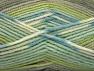 Fiber Content 50% Acrylic, 50% Wool, Brand ICE, Grey Shades, Green Shades, Blue, fnt2-58285
