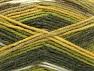 Fiber Content 50% Acrylic, 50% Wool, Brand ICE, Green Shades, fnt2-58286