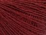 Fiber Content 50% Wool, 50% Acrylic, Brand ICE, Burgundy, fnt2-58301