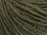 Fiber Content 50% Acrylic, 50% Wool, Brand ICE, Dark Green, fnt2-58316