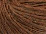 Fiber Content 50% Acrylic, 50% Wool, Brand ICE, Caramel, fnt2-58317