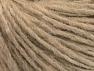 Fiber Content 50% Merino Wool, 25% Alpaca, 25% Acrylic, Brand ICE, Beige, fnt2-58323