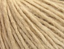 Fiber Content 50% Merino Wool, 25% Alpaca, 25% Acrylic, Brand ICE, Dark Cream, fnt2-58324