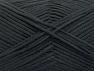 Fiber Content 100% Cotton, Brand ICE, Black, fnt2-58328