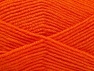 Fiber Content 60% Acrylic, 40% Wool, Light Orange, Brand ICE, fnt2-58336